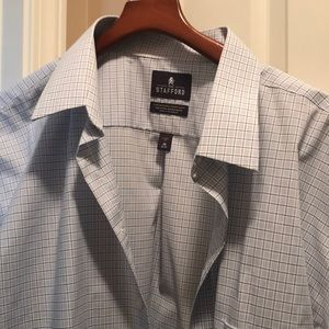 Stanford Men's Dress Shirt X-Tall